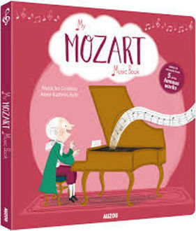 Picture of MY AMAZING MOZART MUSIC BOOK