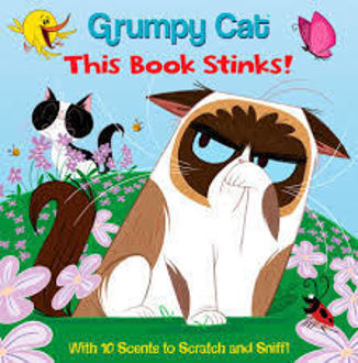 Picture of Grumpy Cat This Book Stinks!