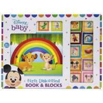 Picture of First Look and Find Disney Baby