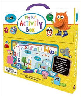 Picture of Schoolies: My Fun Activity Box