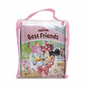 Picture of Disney Minnie Mouse, Princesses, and More! - Little First Look and Find 4 Book Set