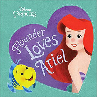 Picture of FLOUNDER LOVES ARIEL