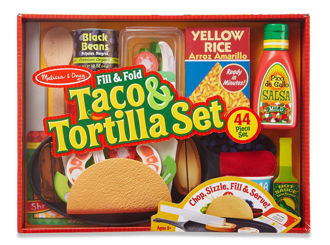 Picture of FILL & FOLD TACO & TORTILLA SET