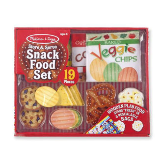 Picture of STORE & SERVE SNACK FOOD SET