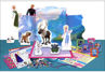 Picture of Disney Frozen - Storybook Paper Doll Kit Dress Up! Anna, Elsa, & Their Friends