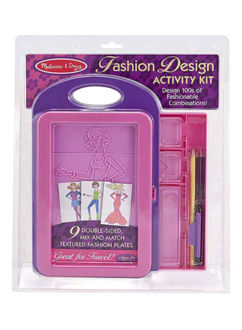 Picture of Fashion Design Activity Kit