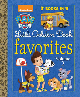 Picture of Little Golden Boo Favorites 3 Books 2 in 1 Volume 2
