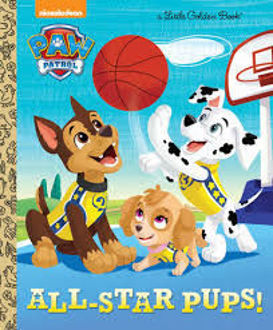Picture of Paw Patrol All Stars Pups!