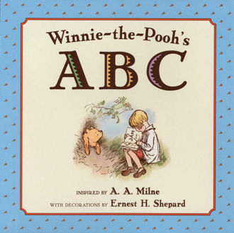 Picture of Winnie the Pooh's A B C