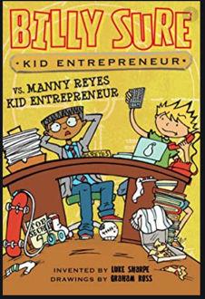 Picture of Billy Sure vs. Manny Reyes Kid Entrepreneur (Hardback)