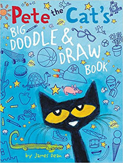 Picture of Pete the Cat's Big Doodle & Draw Book