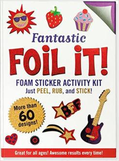 Picture of Fantastic Foil It! (Foam Sticker Activity Kit)