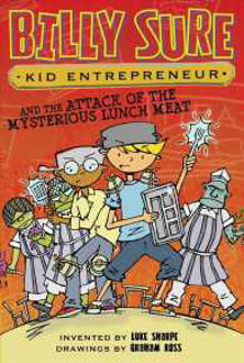 Picture of Billy Sure and the attack of the Mysterious Lunch Meat (Paperback)