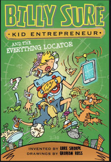 Picture of Billy Sure and the Everything Locator (Paperback)