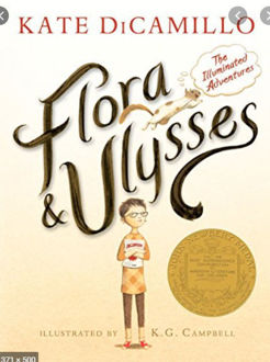 Picture of Flora and Ulysses: The Illuminated Adventures