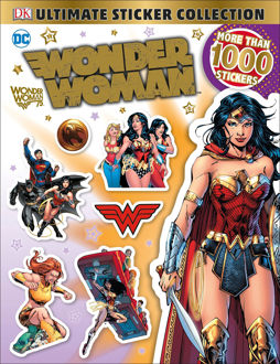 Picture of Ultimate Sticker Collection: DC Comics Wonder Woman