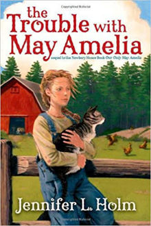 Picture of The Trouble with May Amelia  (Paperback)