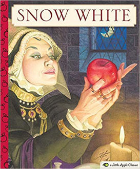 Picture of Snow White: A Little Apple Classic (Little Apple Books) Hardcover