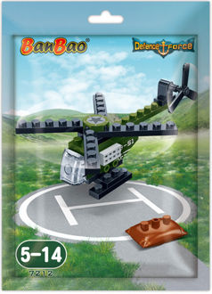 Picture of Banbao Gift Set in FoilBag 29pcs 7212