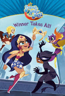 Picture of Winner Takes All! (DC Super Hero Girls)