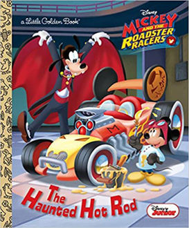 Picture of The Haunted Hot Rod (Disney Junior: Mickey and the Roadster Racers)