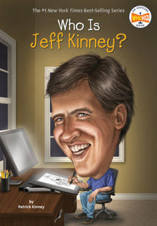 Picture of Who Is Jeff Kinney?