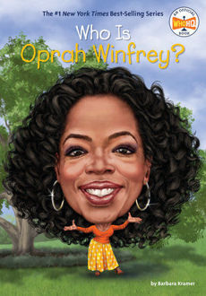 Picture of Who Is Oprah Winfrey?