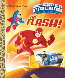 Picture of The Flash! (DC Super Friends)