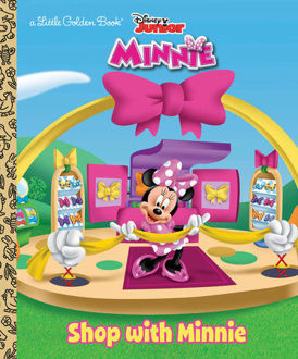 Picture of Shop with Minnie (Disney Junior: Mickey Mouse Clubhouse)