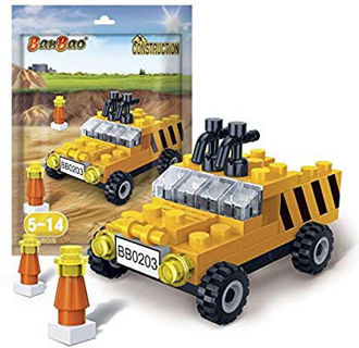 Picture of Banbao Gift Set In Foilbag (CONSTRUCTION)