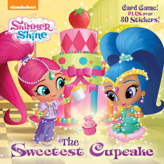 Picture of The Sweetest Cupcake (Shimmer and Shine)