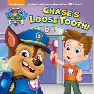 Picture of Chase's Loose Tooth! (PAW Patrol)