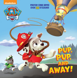 Picture of Pup, Pup, and Away! (Paw Patrol)