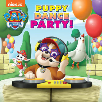 Picture of Puppy Dance Party! (PAW Patrol)