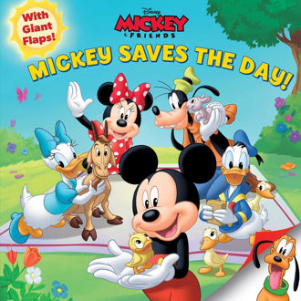 Picture of Disney Mickey Saves the Day!