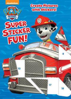 Picture of PAW Patrol Super Sticker Fun! (Paw Patrol)