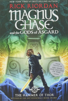 Picture of Magnus Chase and the Gods of Asgard, Book 2 The Hammer of Thor