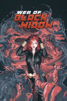 Picture of Marvel Web of Black Widow