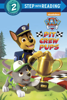 Picture of Pit Crew Pups (Paw Patrol)