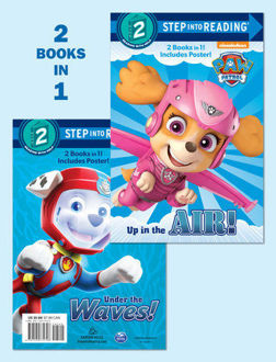 Picture of Up in the Air!/Under the Waves! (PAW Patrol)