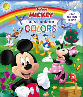 Picture of Disney Junior Mickey Let's look for Colors