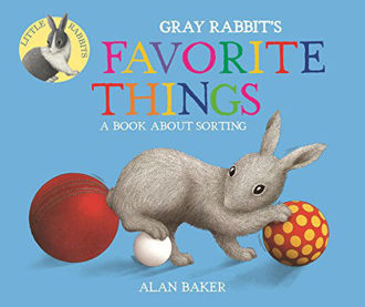Picture of GRAY RABBIT'S FAVORITE THINGS