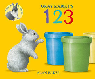 Picture of GRAY RABBIT'S 123