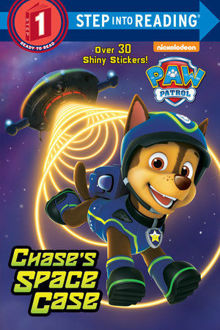 Picture of Chase's Space Case (Paw Patrol)