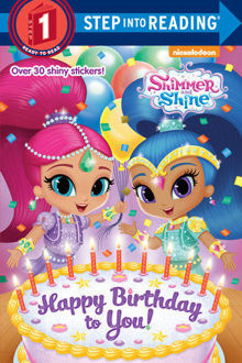 Picture of Happy Birthday to You! (Shimmer and Shine)