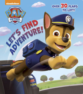 Picture of Let's Find Adventure! (Paw Patrol)