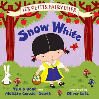 Picture of Snow White Les petites Fairytales