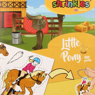 Picture of Little Pony Bumper Box