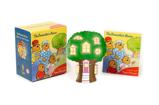 Picture of Berenstain Bears Light-Up Tree House