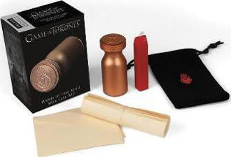 Picture of Game of Thrones: Hand of the King Wax Seal Kit
